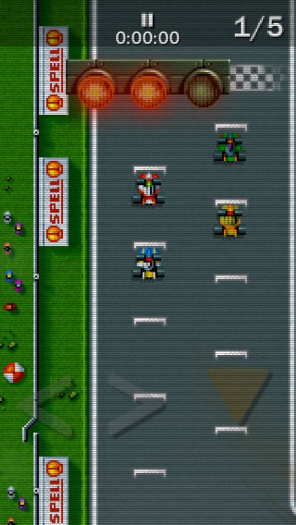 Mini Turbo GP screenshot-0