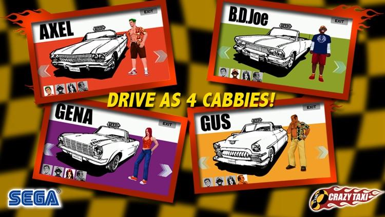 Crazy Taxi (International)