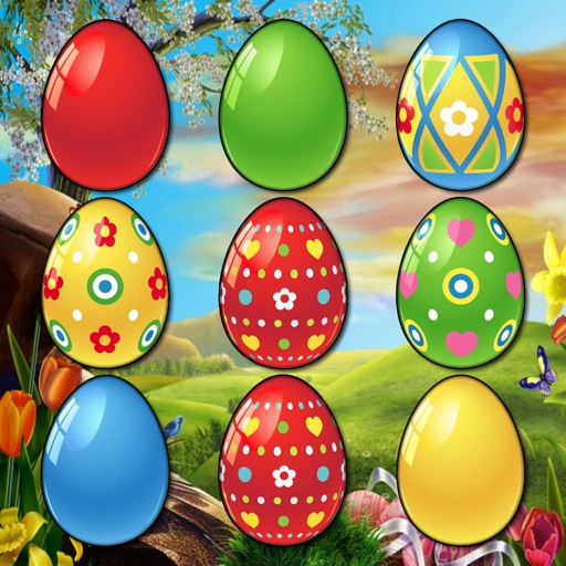Easter Egg Match - Best Slider Puzzle Game