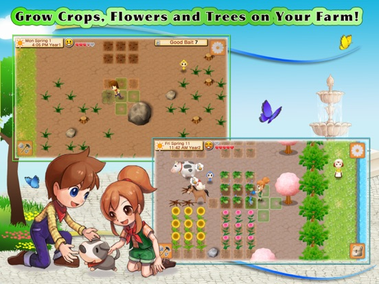 HARVEST MOON: Seeds Of Memories by Natsume Inc  (iOS, United States