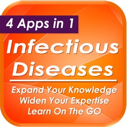 Infectious Diseases & Internal Medicine: 2800 Notes & Exam Quiz (USMLE)