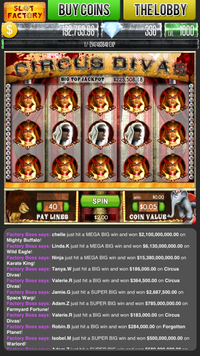 Slot Factory 1.3 IOS