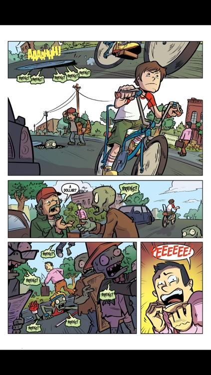Plants vs Zombies Comics screenshot-3