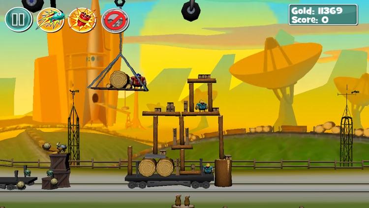 Beaver's Revenge™ screenshot-3