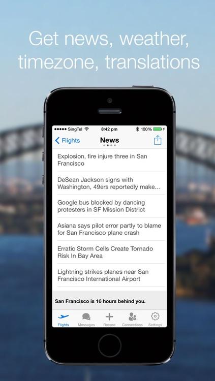 Travelog: Travel Info You Need, Fast screenshot-3