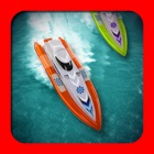 Raza speedboat divertido - Fun Speed Boat Race icon
