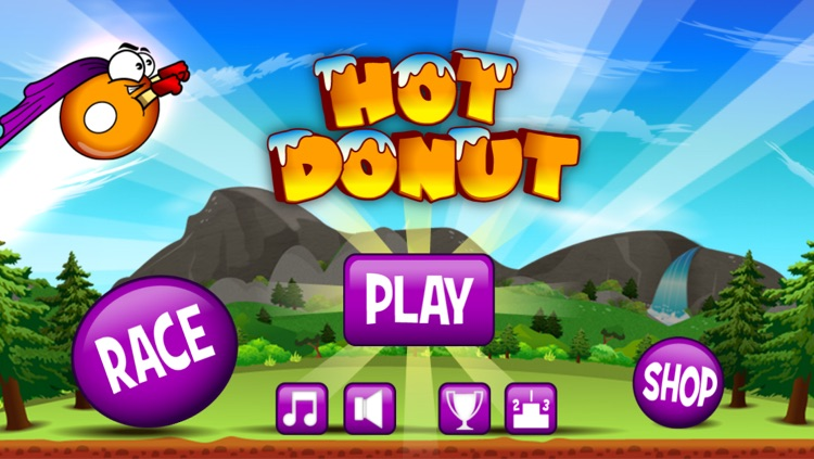 Hot Donut screenshot-4
