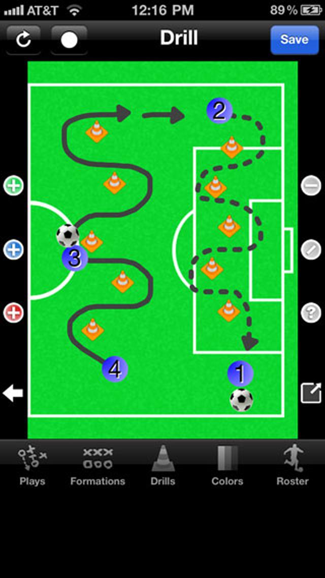 Soccer Coach Pro review screenshots