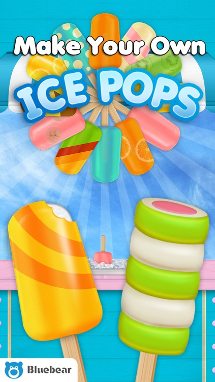 Ice Pop Maker by Bluebear