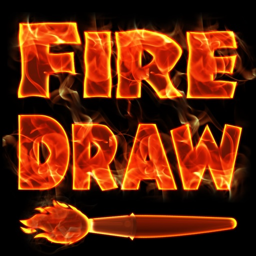 Fire Draw - Paint with Real Flames! icon