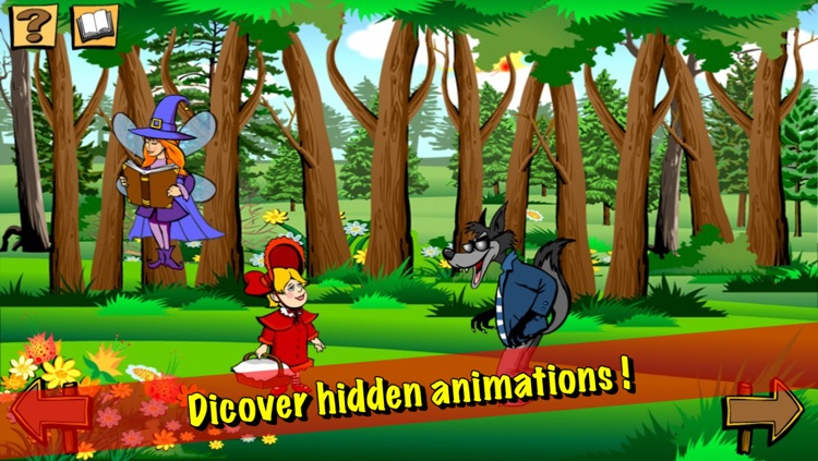 Red Riding Hood - Alternative Story screenshot-2