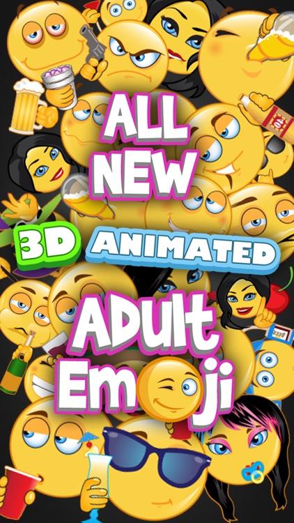 Adult Emoji Animated screenshot-3