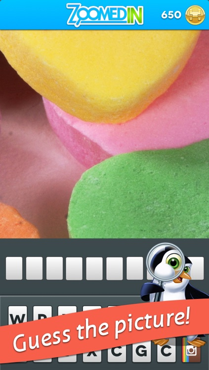 Zoomed In - Photo Game