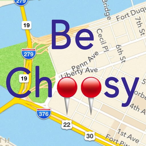Be Choosy