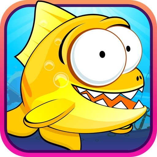 Finding Fish Rampage icon