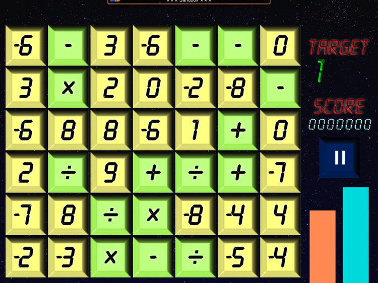 Number Crunch Brain Training for iPad