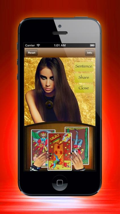 The Tarot Of Love - Love Tarot screenshot-3