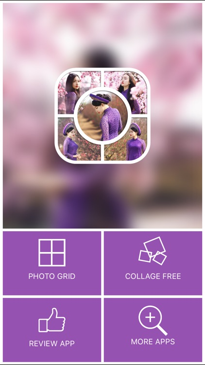 Pic Collage Maker & Photo Editor with Pic Grid Art, Pic Stitch for photo