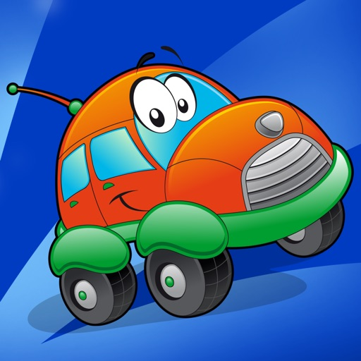A Game of Cars and Vehicles for Children Age 2-5: Learn for Pre-school & Kindergarten Icon