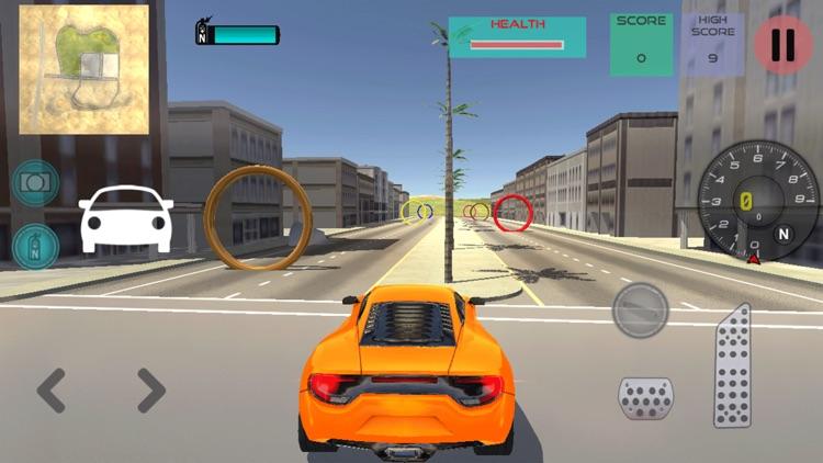 Driving In Car : Free Play screenshot-4