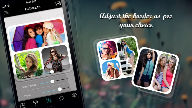 FrameLab - Create awesome Collage and Frame for FREE