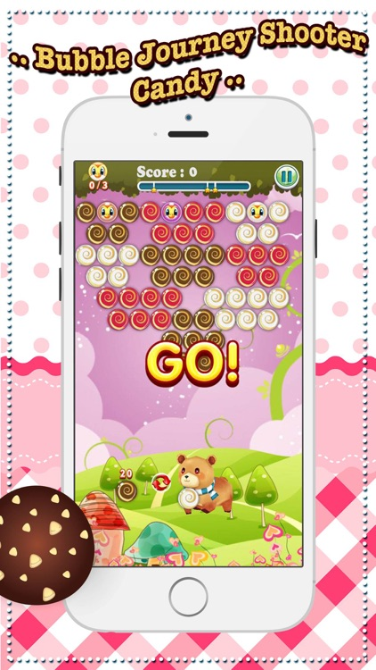 Bubble Journey Shooter Candy