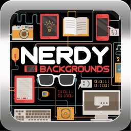 Nerdy Backgrounds - Wallpapers and Themes for Geeks and Nerds!