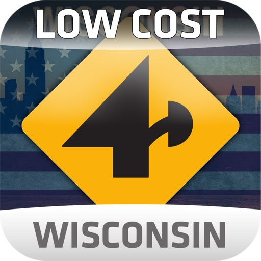 Nav4D Wisconsin @ LOW COST icon