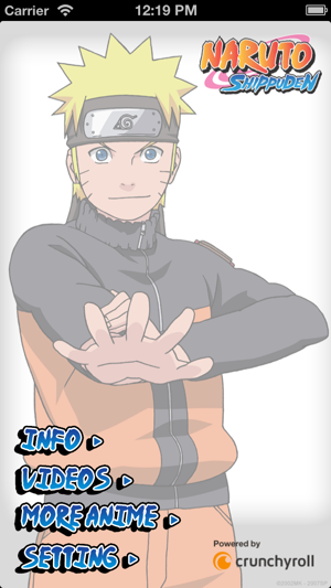 Naruto Shippuden Official - Watch Naruto FREE! on the App Store