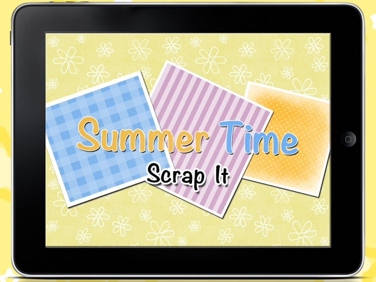 Scrap It: Summer Time HD