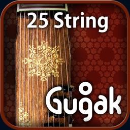25 String Gayageum