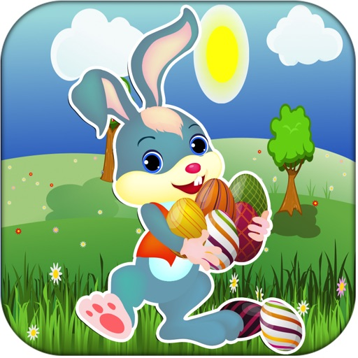 Reach the Easter Egg - Super Cool Bunny Challenge Full