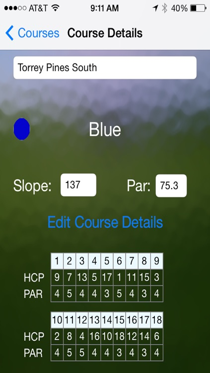 HoleInSome Golf Scorecard screenshot-3