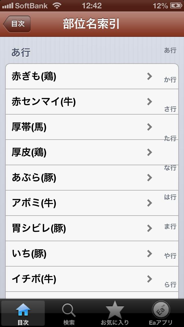 焼肉手帳 ScreenShot4