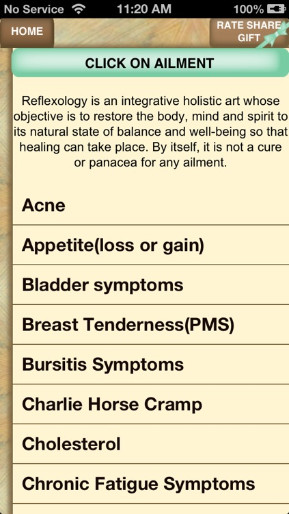 iPocket Foot Reflexology screenshot-4