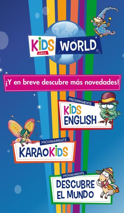KIDS World screenshot-4