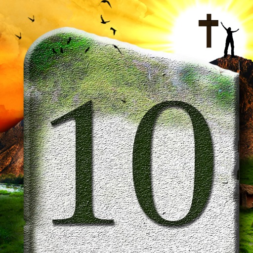 The Ten Commandments - Remember God's words!