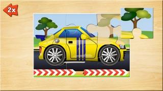 Spiele für Kleinkinder - Holz Puzzle für Jungen (6 Teile) 2+Screenshot von 2