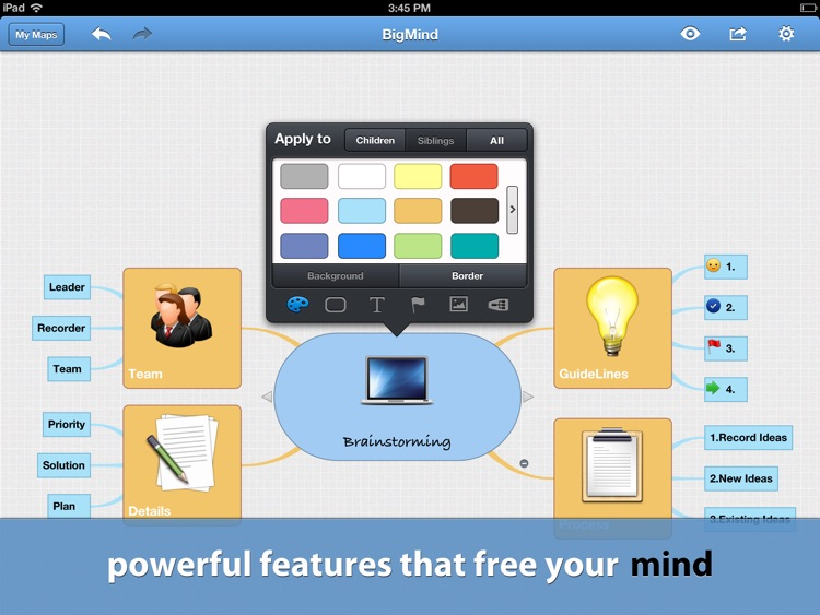 BigMind - Mind Mapping