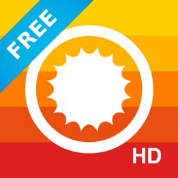 ClearWeather HD Free – Color Forecast