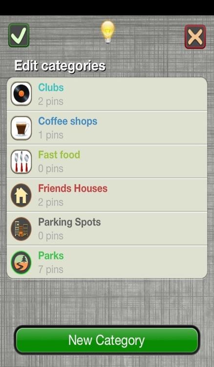 Pin Master HD - Bookmark your World screenshot-4