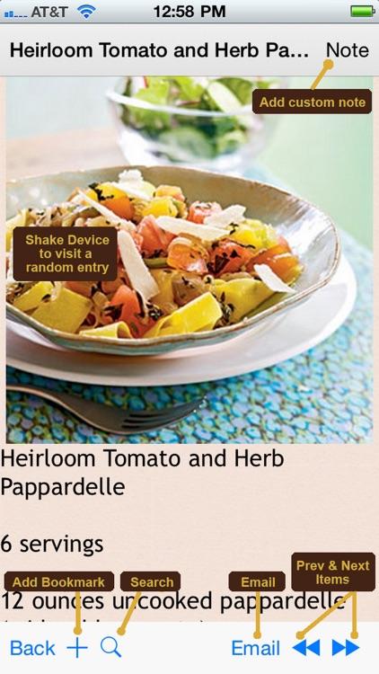 350 Vegetarian Recipes screenshot-4