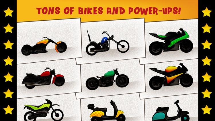 Motorcycle Bike Race Fire Chase Game - Pro Top Racing Edition screenshot-3