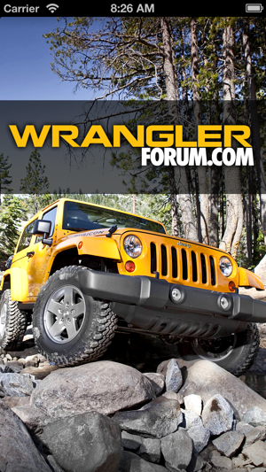 Jeep Wrangler Owners Community On The App Store