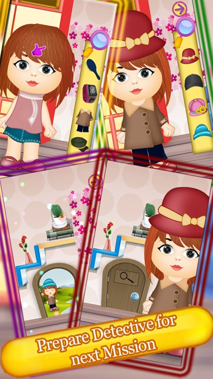 Agent Girl Spy - Pet Detective screenshot-3