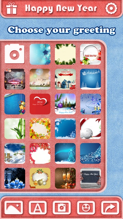 Love Greeting Cards Maker - Collage Photo with Holiday Frames, Quotes & Stickers to Send Wishes screenshot-4