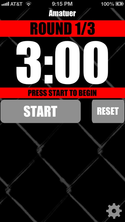 MMA Timer - Pro Mixed Martial Arts Round & Interval Timer screenshot-4