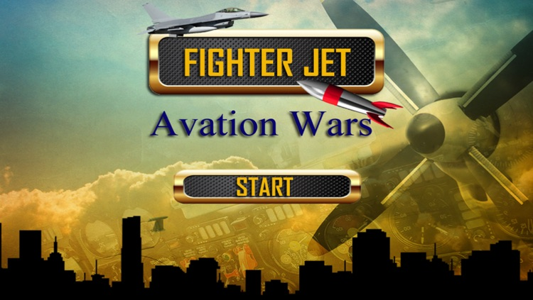 War Jet Dogfights in the Sky: Free Combat Shooting Game