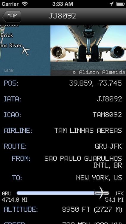 New York Airport - iPlane2 Flight Information screenshot-4
