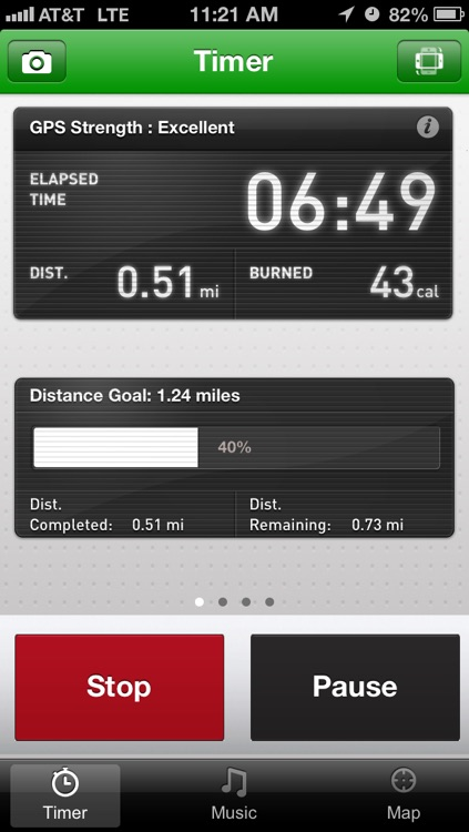 Run Tracker Pro screenshot-0